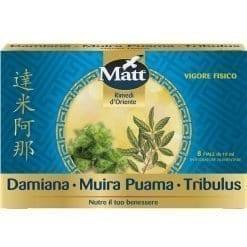 Matt Damiana Muira Puama Tribulus
