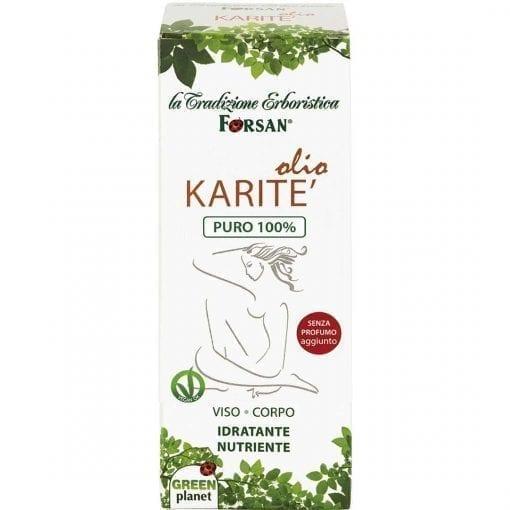 Forsan - Olio Karite