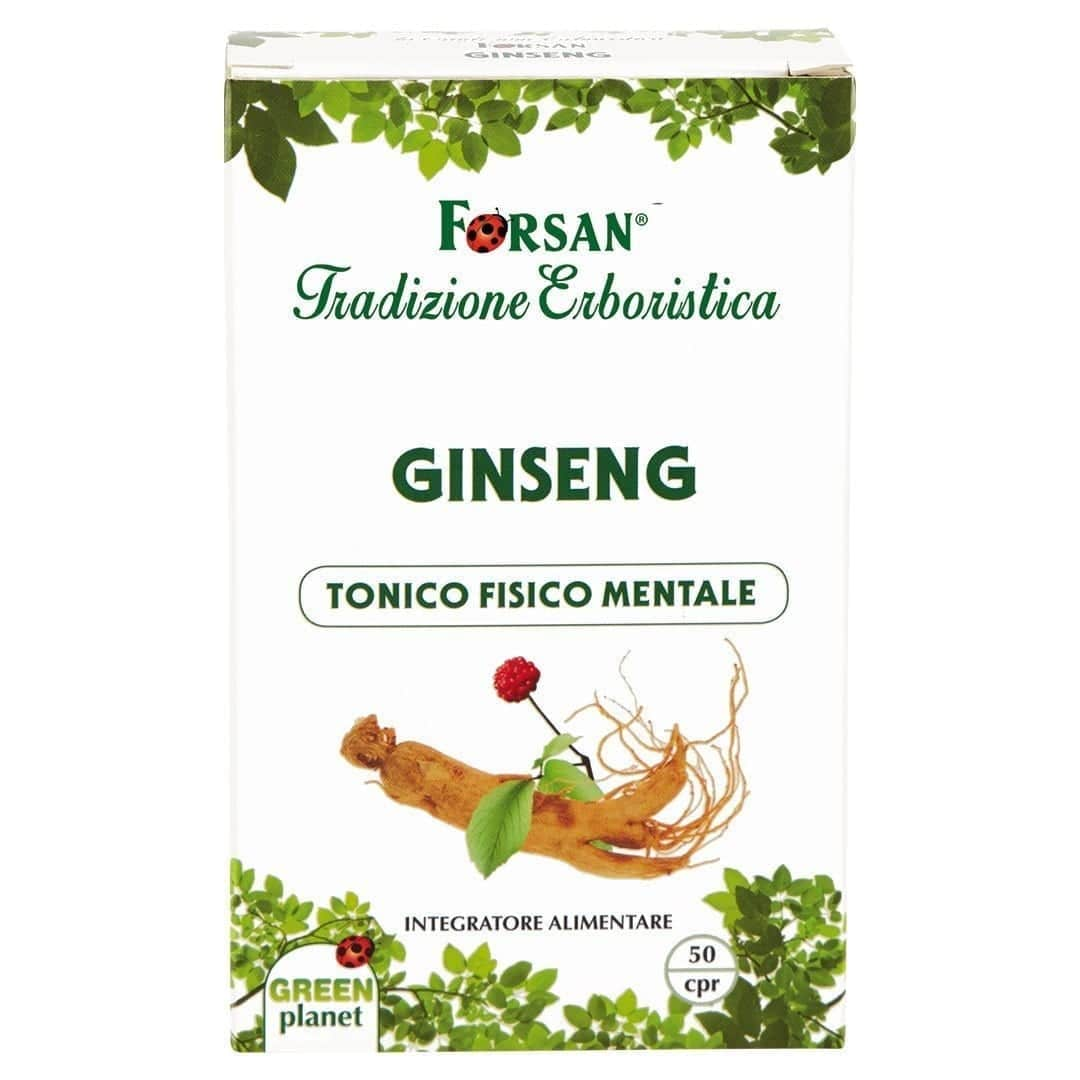 Forsan Ginseng