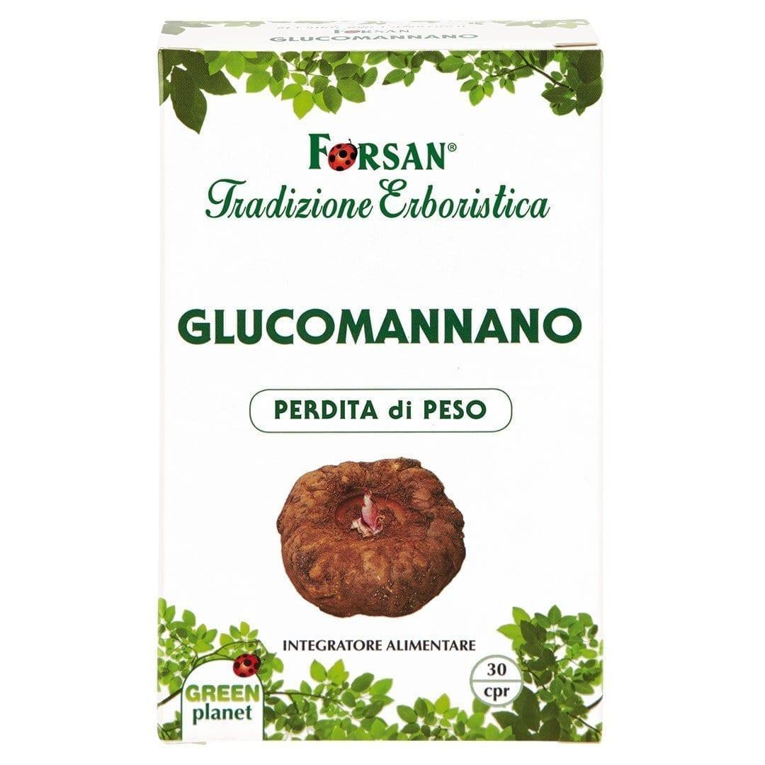 Forsan Glucomannano