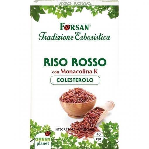 Forsan - Riso Rosso