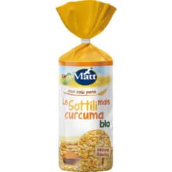 Gallette Sottili Mais Curcuma