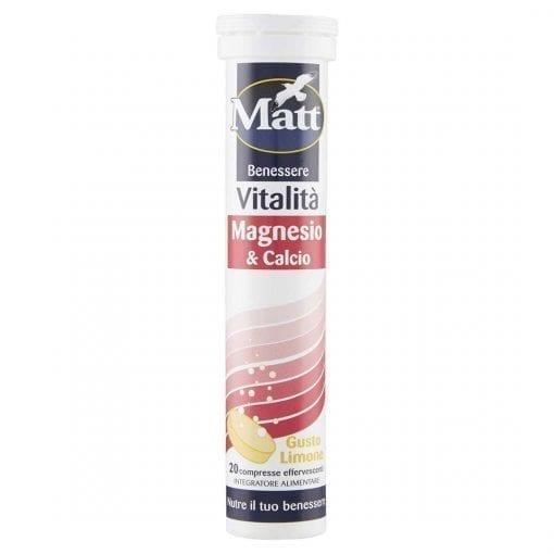 Matt Vitalità