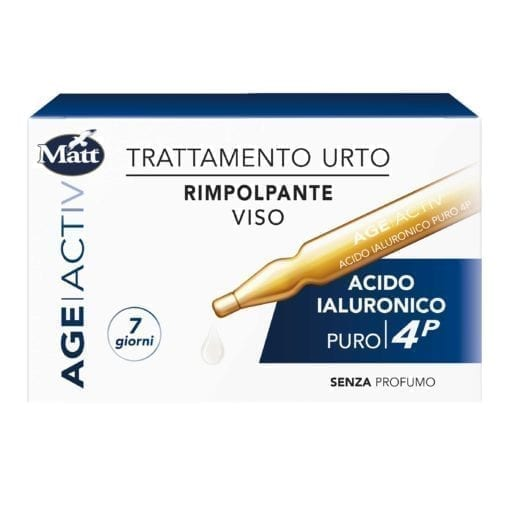 trattamento acido ialuronico rimpolpante