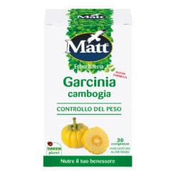 Matt Garcinia Cambogia
