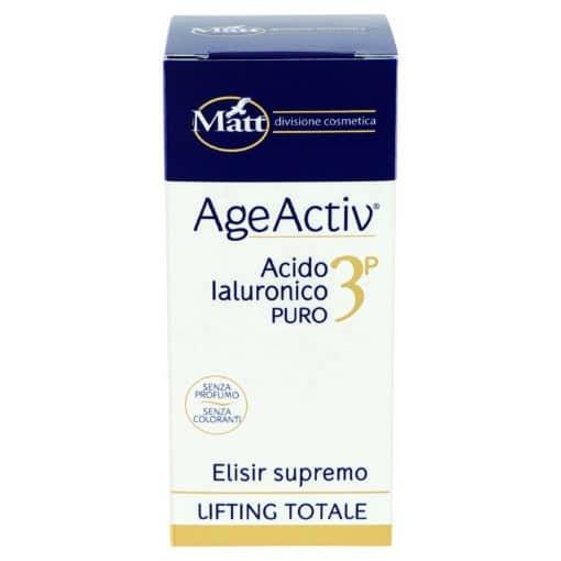 Matt Acido Ialuronico Puro 3P