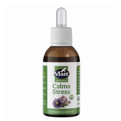 Matt Calma Stress Boccetta