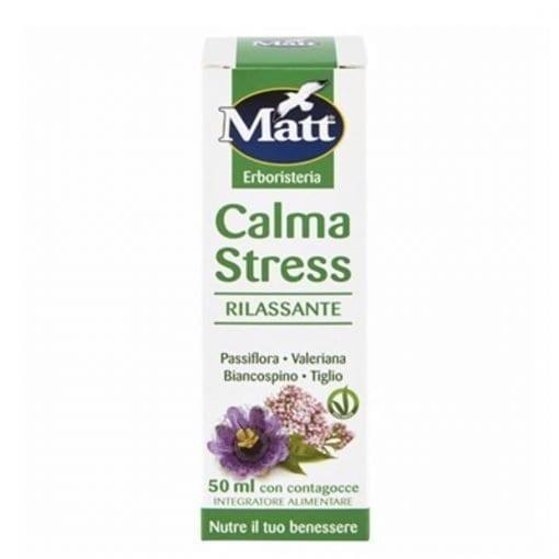 Matt CalmaStress