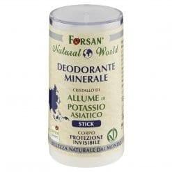 Forsan Deodorante Minerale Stick