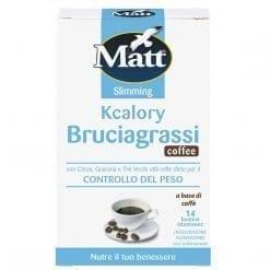 Matt Kcalory Bruciagrassi Coffee