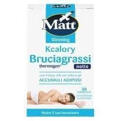 Matt Kcalory Bruciagrassi