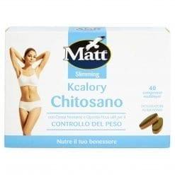 Matt Kcalory Chitosano