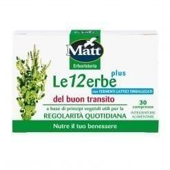 Matt Le 12 Erbe Plus