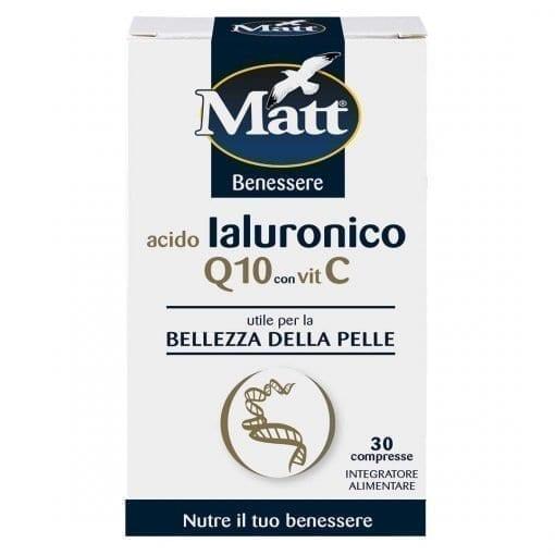 Matt Acido Ialuronico q10