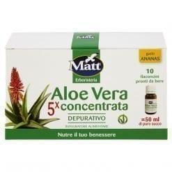 Matt Aloe Vera 5X