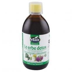 Matt Fitosucco le Erbe Detox