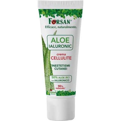 Forsan Aloe Ialuronic Crema Cellulite