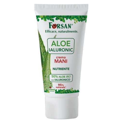 Forsan Aloe Ialuronic Crema Mani