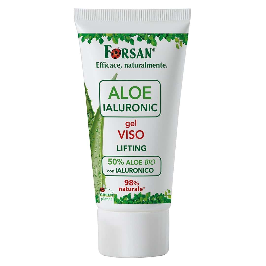 Forsan Aloe Ialuronic Gel Viso