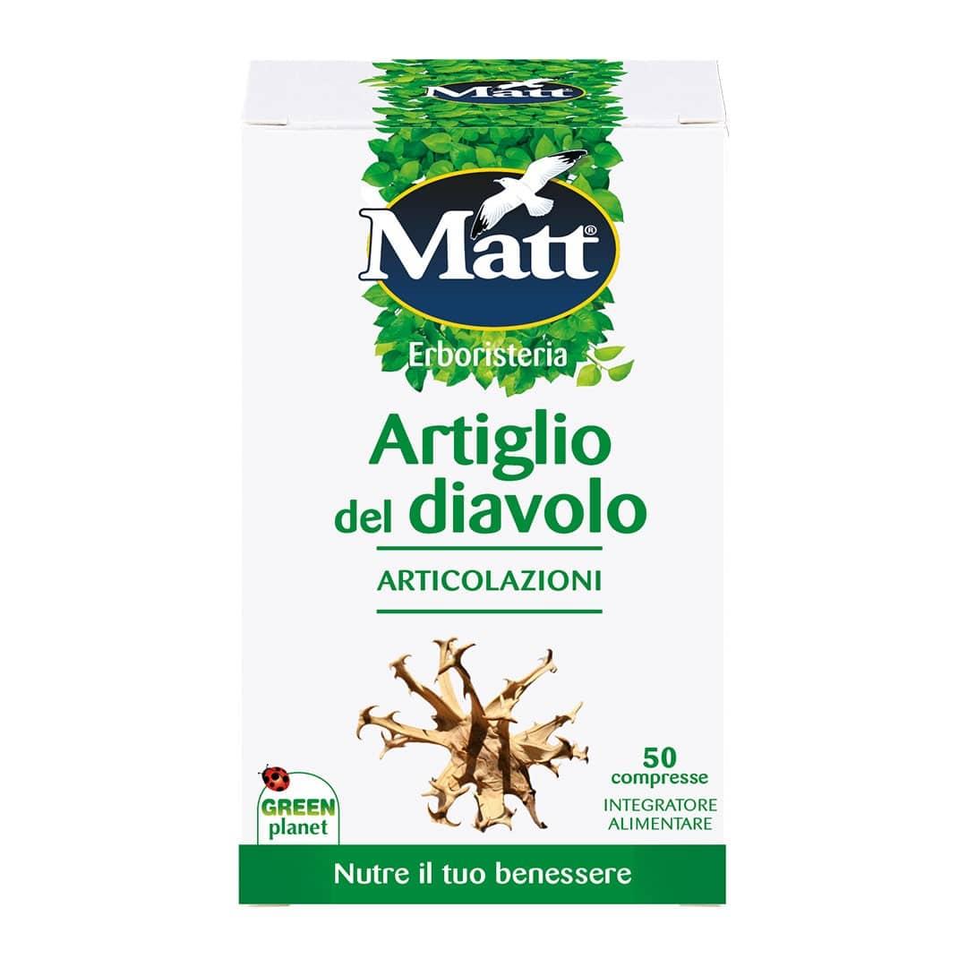 Matt-Artiglio del Diavolo