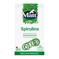 Matt-Spirulina